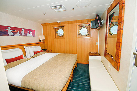 Galapagos Legend Standard Cabin