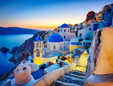 Eastern Mediterranean, Greece & Turkey Tours