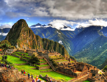 SOUTH & CENTRAL AMERICA VACATIONS